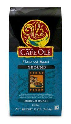 The best coffee house in trenton, new jersey.we pride ourselves in gourmet food and good coffee. Cafe Ole Flavored Roast Texas Pecan Ground Coffee 12 Oz ...