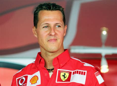 Michael Schumacher by Michael Schumacher Manager Reveals Secret Personal