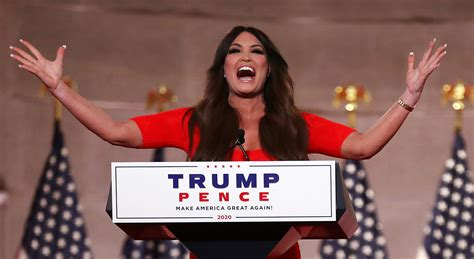 guilfoyle speech rnc kimberly screaming why convention republican national