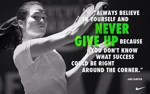 Tennis Quotes Motivational. QuotesGram
