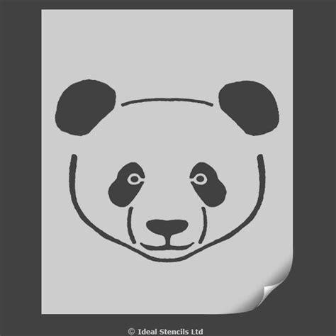 nautical nursery l panda nursery stencil ideal stencils