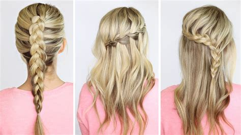 easy hairstyles of braids to do yourself streetbass us