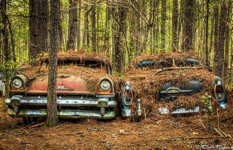 Old Car City The World's Largest Classic Car Junkyard