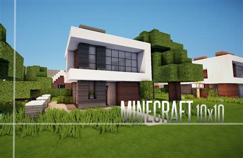 Modernes Haus Minecraft by Minecraft House How To Build A Modern House Best