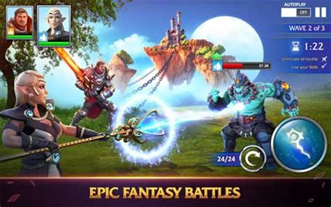 forged fantasy  apk mod unlimited money  android