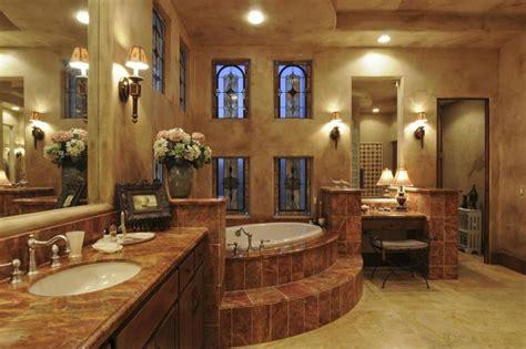 brown master bathroom designs page