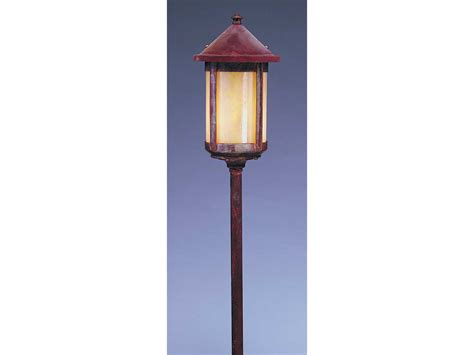 arroyo craftsman berkeley outdoor post mount light lv24 b6