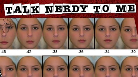 Talk Nerdy To Me Meme - the science of female attractiveness tntm from talk