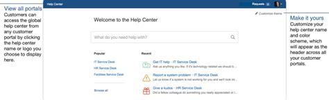 help desk best practices best practices for designing the customer portal