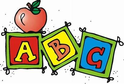 Preschool Clip Clipart Cliparts Pre Kindergarten Abc