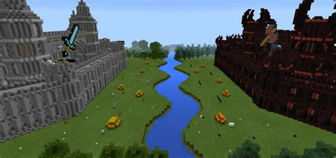 king standing pvp minecraft pe maps
