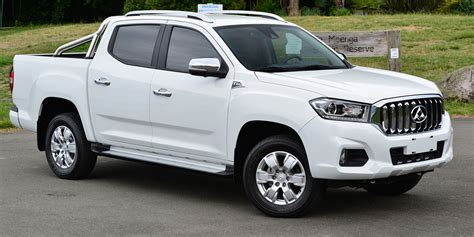 ldv  australian launch brought