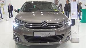 Grand C4 Picasso Shine : citro n c4 shine bluehdi 120 start stop eat6 2016 exterior and interior in 3d youtube ~ Gottalentnigeria.com Avis de Voitures