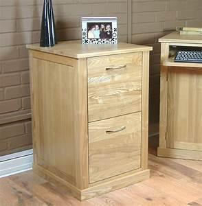 Mobel Oak Home Office 2 Drawer Filing Cabinet Mobel Oak