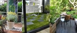 deco balcon bambou With chambre bébé design avec pot de fleur balcon pas cher