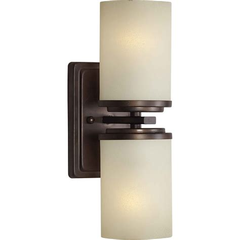 forte lighting 2 light wall sconce reviews wayfair