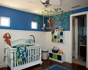 Babyzimmer Junge Wandgestaltung : babyzimmer gestalten freshouse ~ Sanjose-hotels-ca.com Haus und Dekorationen