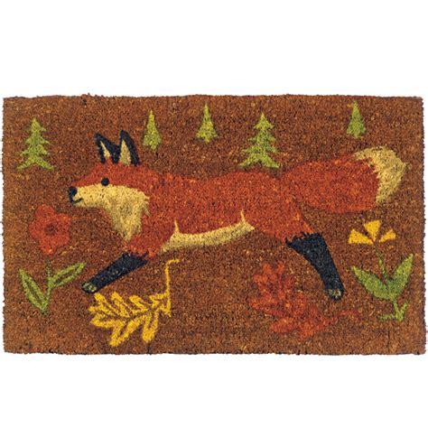 Fox Doormat by Forest Fox Doormat