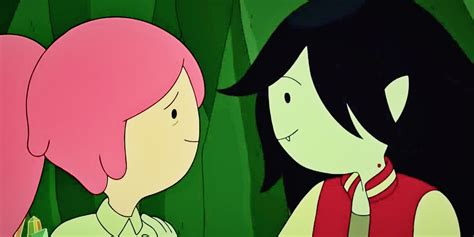 Adventure Time's Princess Bubblegum & Marceline Are Tv's