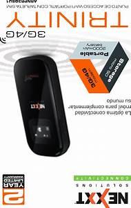 Nexxt Solutions Trnty3g 3g  4g Trinity Portable Sim