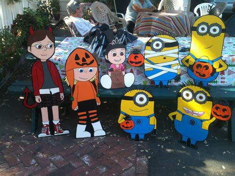 wooden halloween yard decorations festival collections
