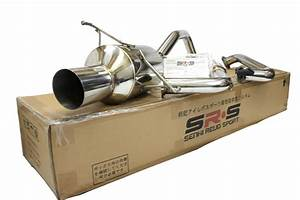 Srs Catback Exhaust System For Nissan Maxima 2000 2001