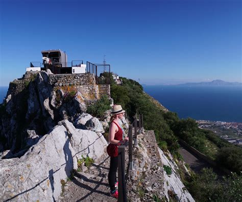 Hiking to the Top of the Rock of Gibraltar… all the way