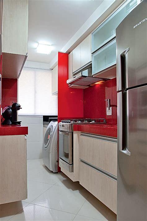 20 cozinhas corredor bem organizadas Simples Decoração