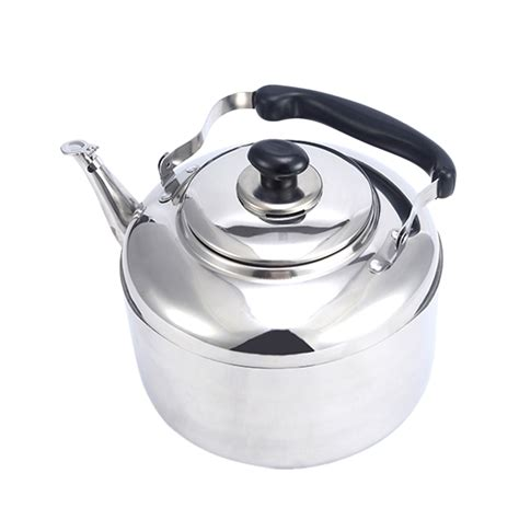 kettle gas stove induction whistling teapot stainless electric steel