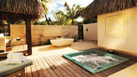 outdoor home spa design ideas
