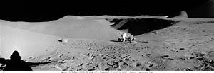Apollo Moon Panorama - Pics about space