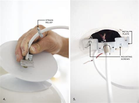 how to hardwire a light fixture a beautiful mess