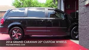 Hillyard Custom Rim U0026tire 2014 Dodge Grand Caravan Custom