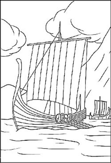 wikinger malvorlagen ausmalbilder