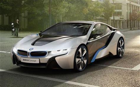 Bmw I8 Hybrid Sports Car Concept  Cars Show