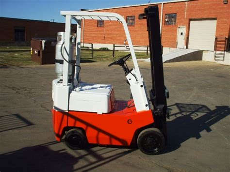 Datsun Forklift by Datsun Forklift C28 Used Forklifts Houston Call 713