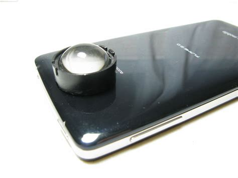 phone macro photography hq  led lens  steps