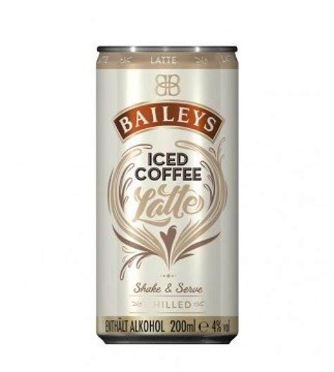 They have launched a bailey's espresso. Baileys Irish Cream Latte Iced Coffee Liqueurs 200 ml | Approved Food