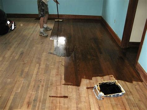 cool cheap floor ls how to refinish wood floors 11 cool diys shelterness
