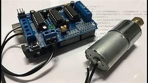 Wiring Diagram Motor Dc