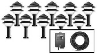 Patio Sets Walmart Canada by Low Voltage Led Outdoor Lighting Kits Decor Ideasdecor Ideas