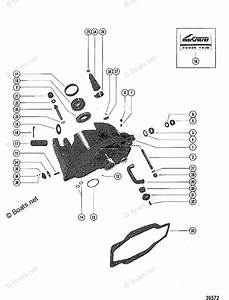 Mercury Mercruiser Sterndrive Parts By Year Mercruiser Oem Parts Diagram For Gimbal Housing