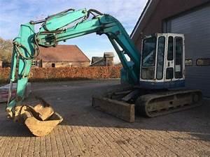 Hanix Sb 800-2 Kettenbagger