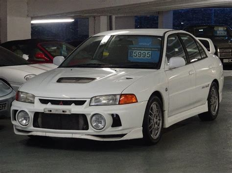 Used Mitsubishi Lancer Evolution 4 Gsr 2.0 Turbo 4wd Evo 4