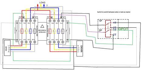Reliance Generator Transfer Switch Wiring Diagram Gallery
