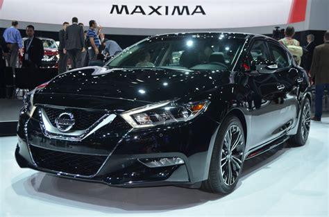 New 2015 Nissan Maxima by 2016 Nissan Maxima At The New York Auto Show