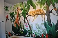trending jungle wall mural rainforest murals | Gallery of Jungle Murals | murals | Pinterest | Galleries, Nursery and Room