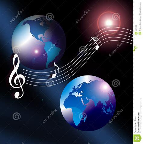 Internet Music World Cd Stock Image Image Of Compact