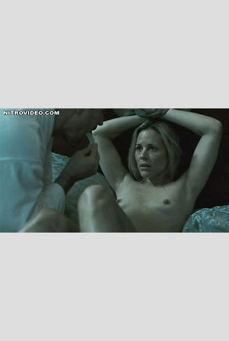 Flat and Faking: Maria Bello