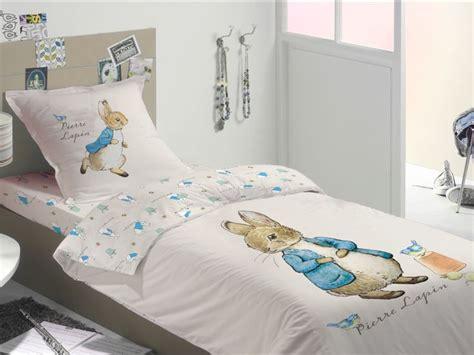 childrens  cotton peter rabbit duvet cover